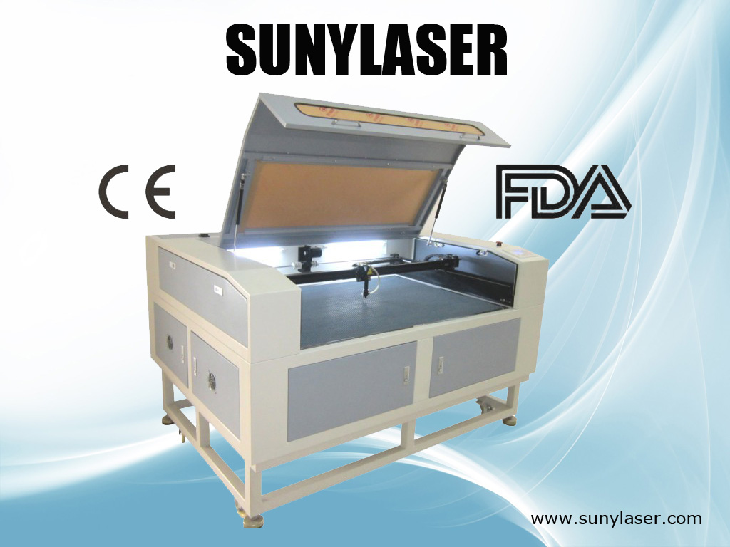 High Quality CO2 Glass Laser Cutter with Good After-Sales